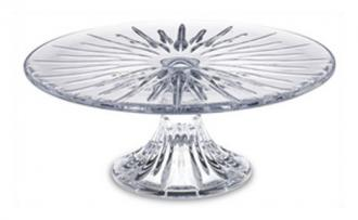 Reed & Barton Crystal Cake Stand