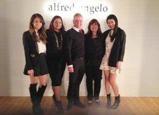 Alfred Angelo Design Team