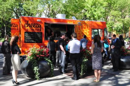Food Truck Wedding Catering Lovetoknow