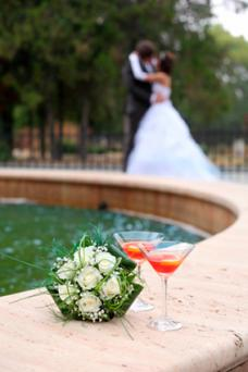 Wedding Martini