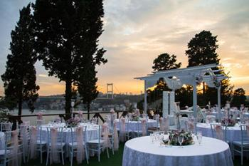 How to decorate a park for a wedding lovetoknow reception skyline junglespirit Gallery