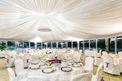 Ceiling canopy & Wedding Canopies | LoveToKnow