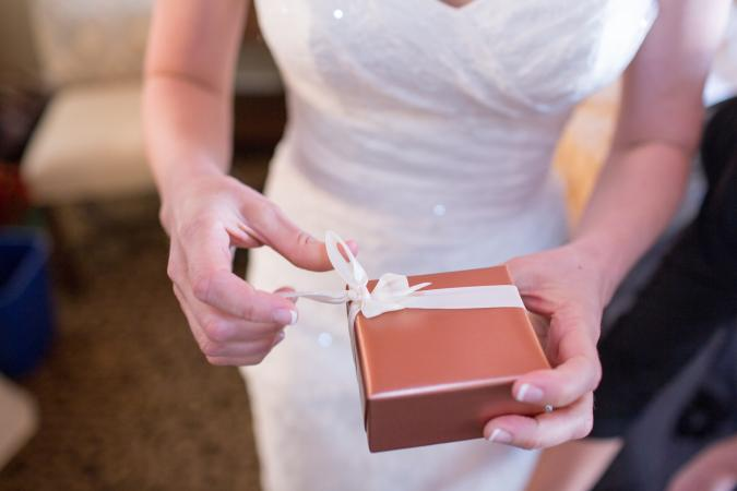 Wedding Gifts From The Groom's Parents