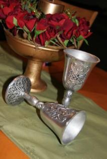 Celtic goblets