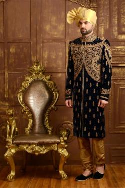Indian Wedding Reception Dress For Male Guest The T Shirt