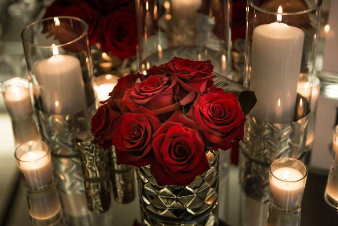 Red Wedding Centerpieces Lovetoknow