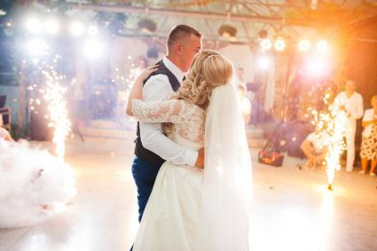 Amazing first wedding dance
