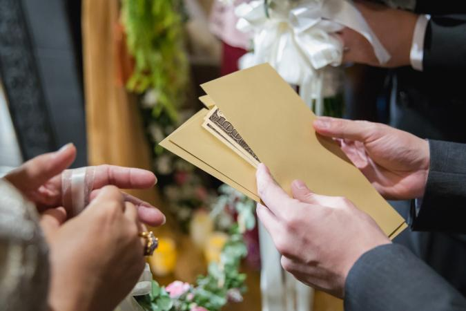 How Much Money Gift Wedding: Determining Appropriate Cash Gifts For A Wedding