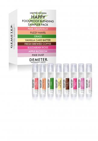 Demeter fragrance sampler pack