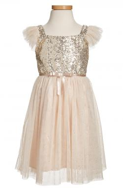 193b7a97b Dresses to Match Your Theme / Bling or dance theme