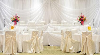 Wedding Receptions Tables.Table Layout Of A Wedding Reception Lovetoknow