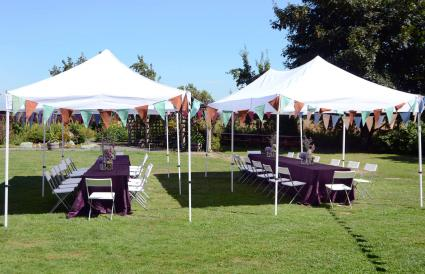 Wedding Reception Tents