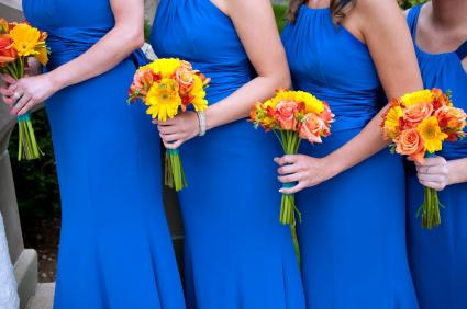 informal daisy bouquets
