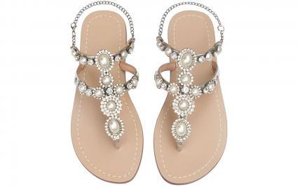 Hinyyrin Women's Flat Sandals