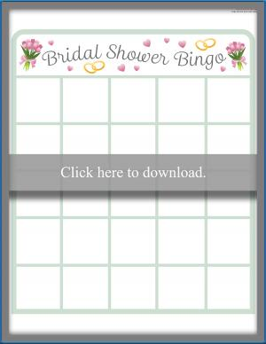 Original Bingo Cards 1 wedding v2