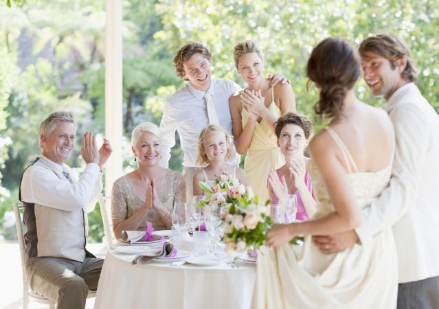 Grand Entrance Songs For The Wedding Party Lovetoknow