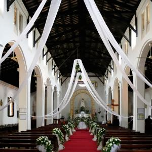 Tips For Church Wedding Decorations Lovetoknow