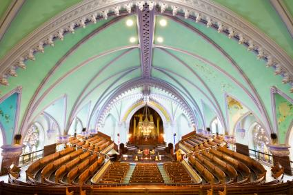 Montreal Canada St. James United Church