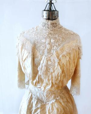 Lightkeeper's Wedding Dress