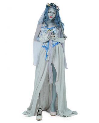 Women's Emily Ghost Bride Halloween