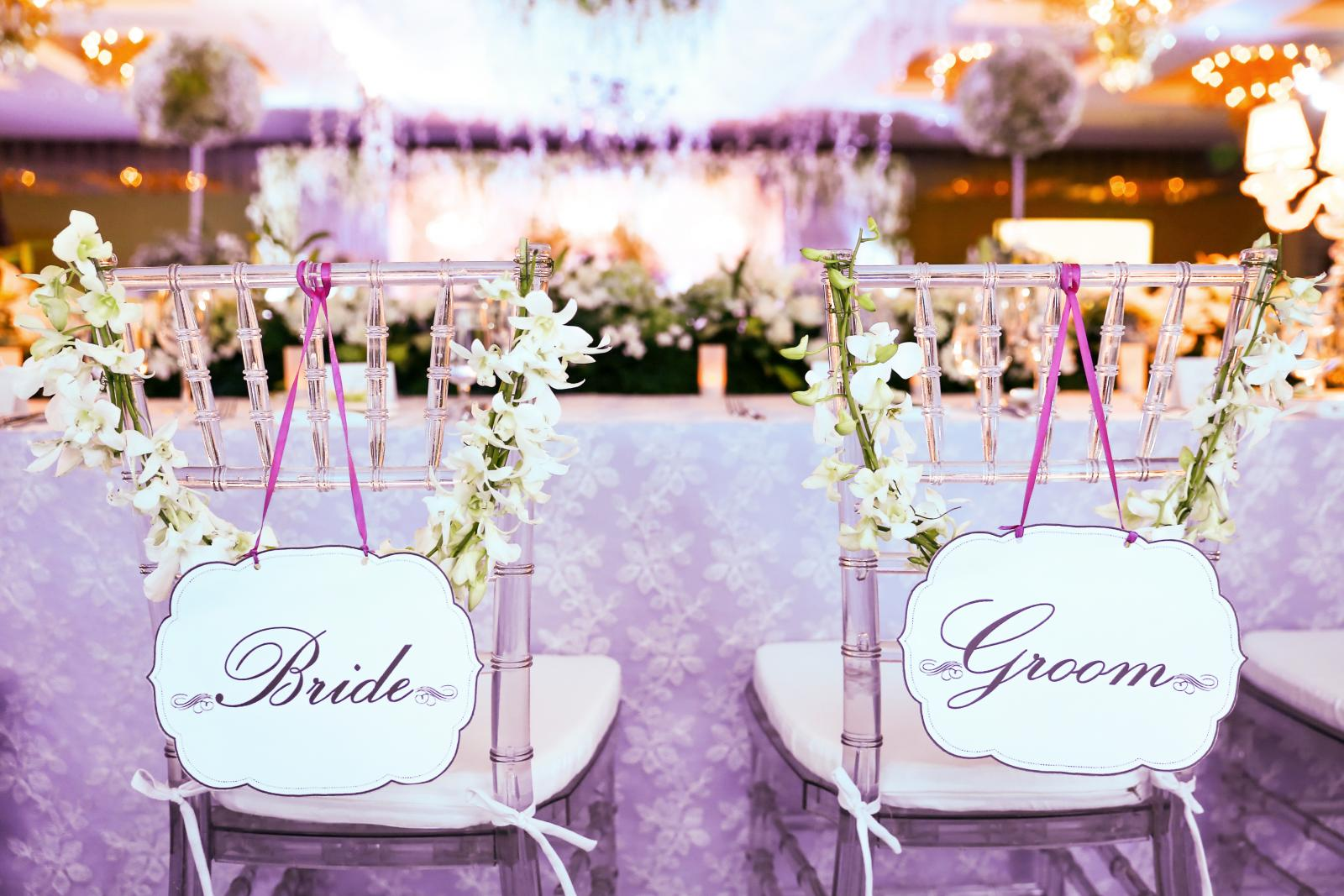 Purple Themed Wedding | LoveToKnow