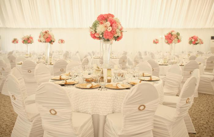 Simple Table Decorating Ideas For Wedding Receptions Lovetoknow