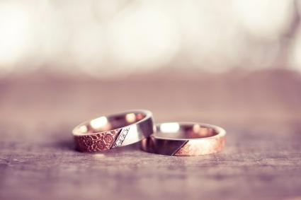 wedding band rings