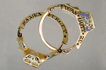 Gimmel ring (Twin ring)