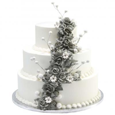 Wedding Cakes From Walmart  LoveToKnow