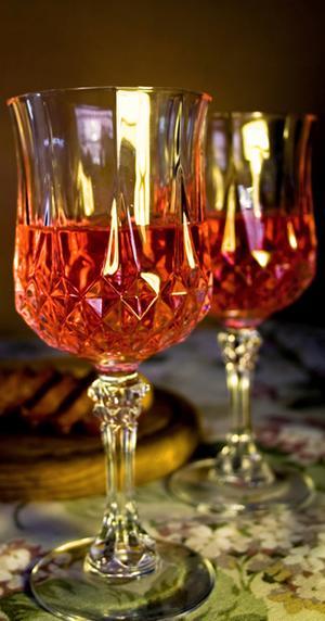 A Profile of Blush Wine