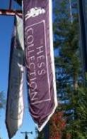 Hess Collection banners