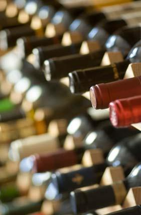 Retail Wine Selection