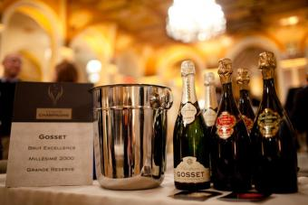 Discover the World of French Champagne