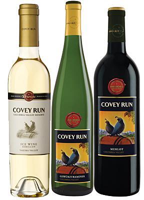 Covey Run Wines
