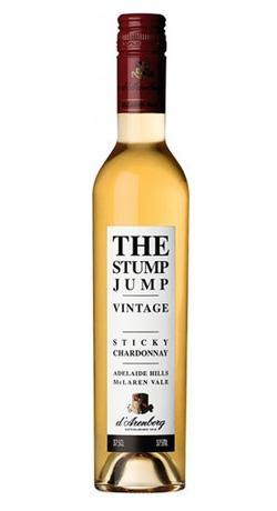 d'Arenburg The Stump Jump Sticky Chardonnay