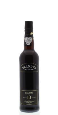 Blandy's 10 Year Madeira Rich Malmsey