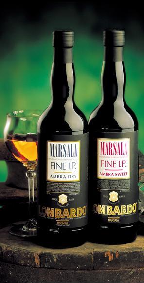 Lombardo Sweet Marsala