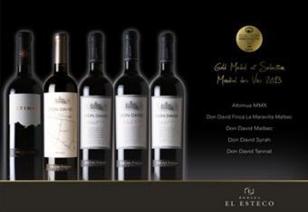 El Esteco Winery Don David Reserve