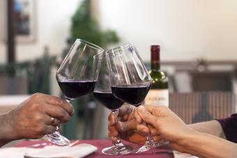 Characteristics of Major Dry Red Wines