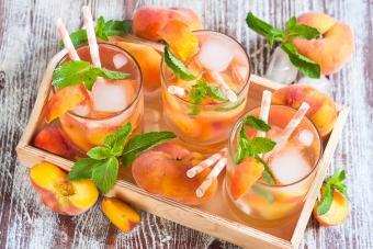 Fruit sangria