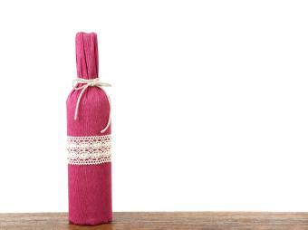 Gift of sweet wine
