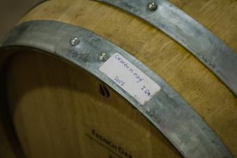 Chardonnay barrel