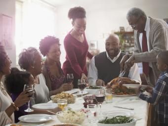 Thanksgiving Dinner Wine Pairing Charts