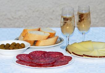 Fino sherry as an apéritif