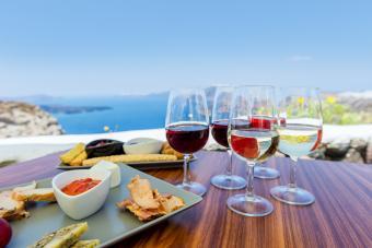 Guide to Greek Wine