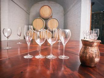 wine tasting spittoon