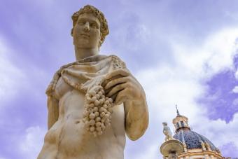 How Dionysus Became God of Wine