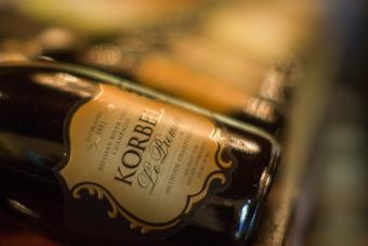 Korbel California Champagnes and Cellars