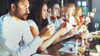 Wine Trade Show Tasting Events
