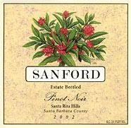 Sanford Pinot Noir Sideways
